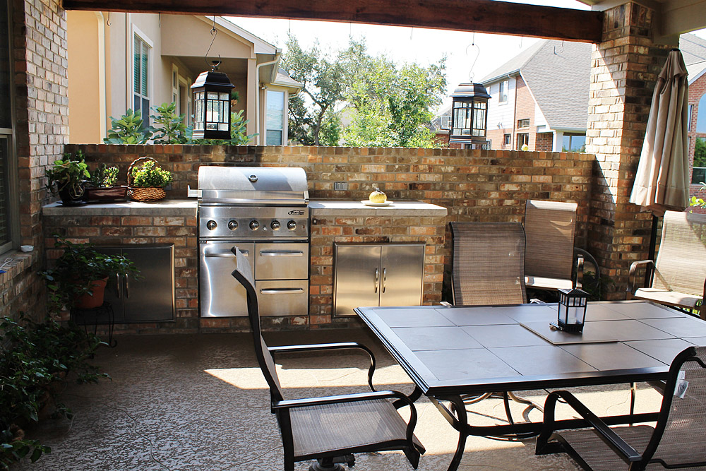 Outdoor Kitchen & Landscape Gallery - Trinity Outdoor Living