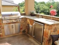 San Antonio Outdoor Kitchen