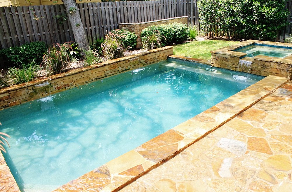 New Swimming Pool Construction