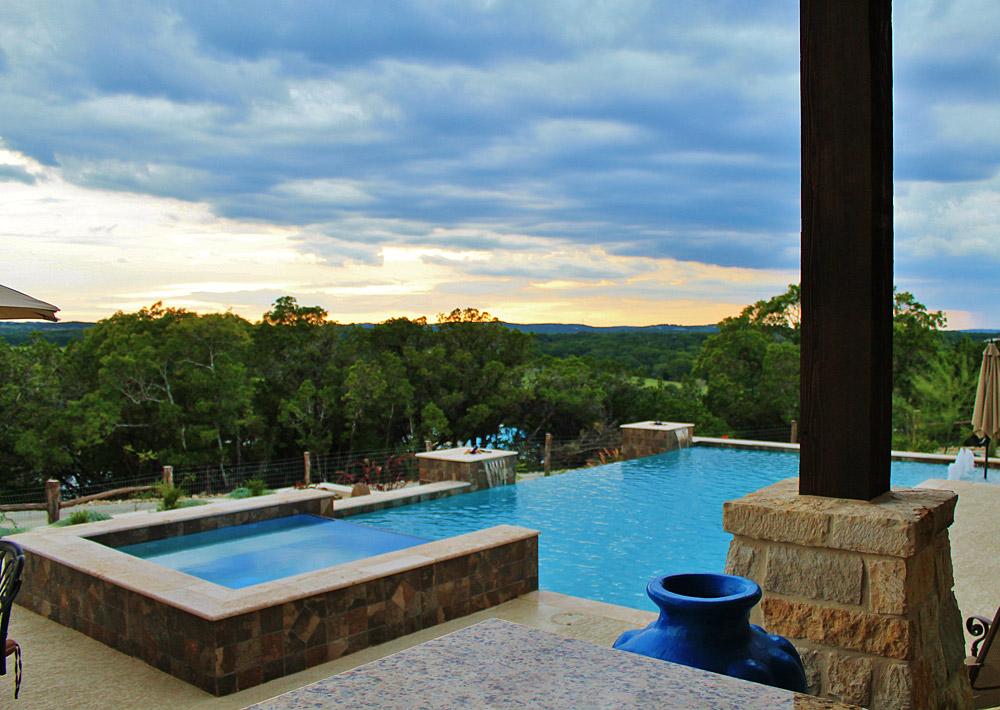 Pool construction San Antonio