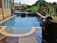 Pool construction San Antomio