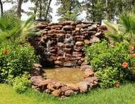 San Antonio Water Features on Swimming Pools
